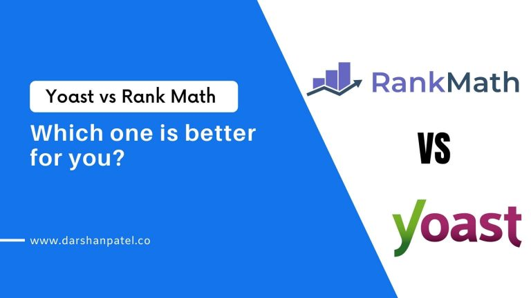 Yoast vs Rank Math – Which one is better for you?