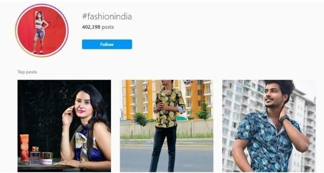 how to Find your instagram competitors Insta Hashtag page Darshan Patel