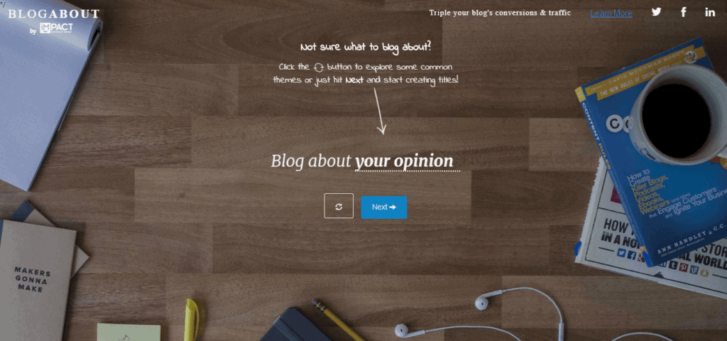 Blog abouts Blog title generator 1024x480 1