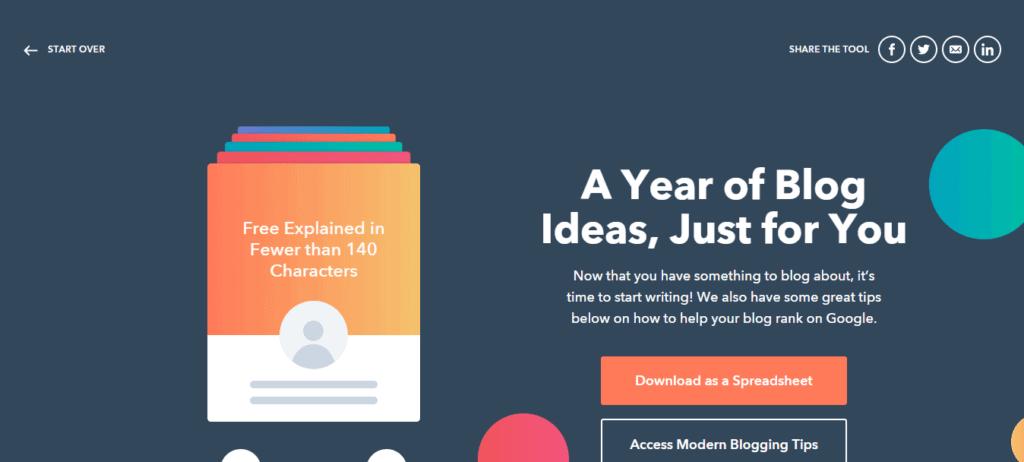 Hubspots Blog Ideas Generator 1024x462 1