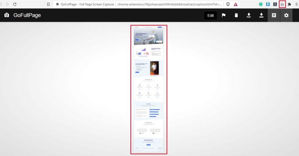 10 FREE Essential Chrome extensions for Web designers FullScreenshot